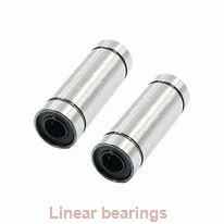 16 mm x 28 mm x 26,5 mm  Samick LM16UUOP linear bearings
