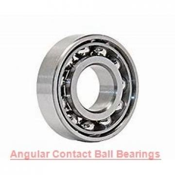105 mm x 160 mm x 26 mm  NSK 7021 C angular contact ball bearings