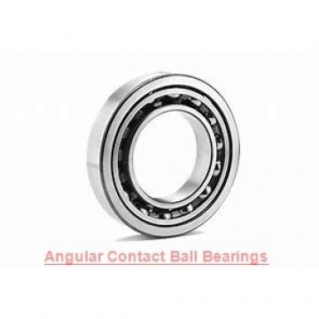 ISO QJ1060 angular contact ball bearings