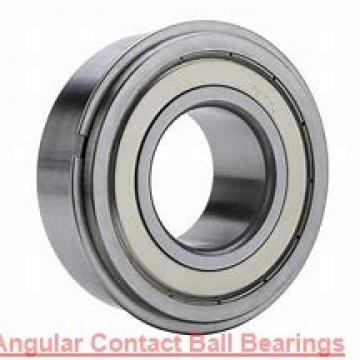 30 mm x 55 mm x 13 mm  KOYO 3NCHAF006CA angular contact ball bearings