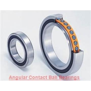 70 mm x 125 mm x 39.7 mm  NACHI 5214N angular contact ball bearings