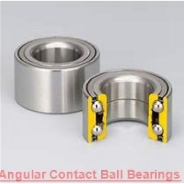 140 mm x 300 mm x 62 mm  SKF QJ328N2MA angular contact ball bearings