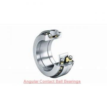 180 mm x 380 mm x 75 mm  NACHI 7336 angular contact ball bearings