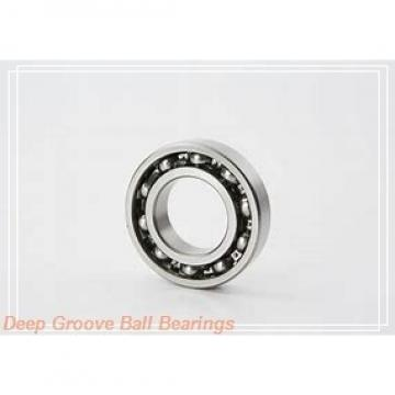 1 mm x 3 mm x 1 mm  ZEN 681 deep groove ball bearings