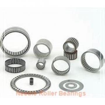 35 mm x 55 mm x 21 mm  JNS NA 4907UU needle roller bearings
