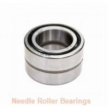 15 mm x 31 mm x 3,2 mm  SKF AXW15 needle roller bearings