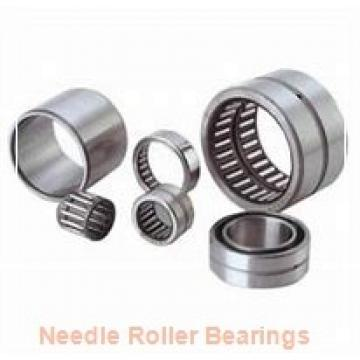 NSK FJ-2516 needle roller bearings