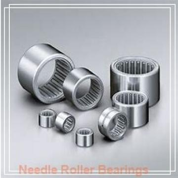 IKO BA 812 Z needle roller bearings