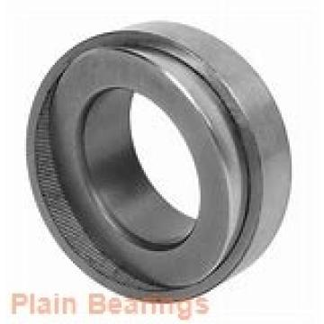 35 mm x 37,7 mm x 43 mm  ISO SA 35 plain bearings