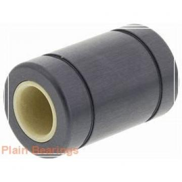 30 mm x 47 mm x 22 mm  LS GE30N plain bearings