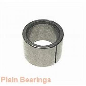 30 mm x 47 mm x 22 mm  ISB SA 30 C 2RS plain bearings