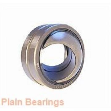 25,4 mm x 41,275 mm x 22,23 mm  SKF GEZ100ES-2LS plain bearings