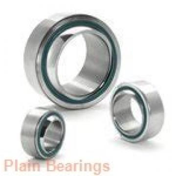 16 mm x 30 mm x 14 mm  ISO GE16DO plain bearings