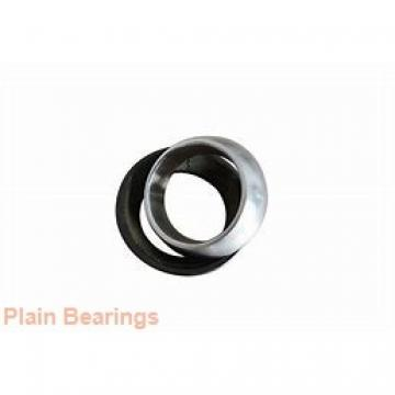 30 mm x 75 mm x 18 mm  INA GE 30 AX plain bearings