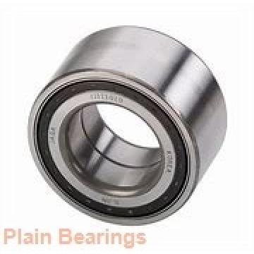 100 mm x 150 mm x 70 mm  INA GE 100 DO-2RS plain bearings