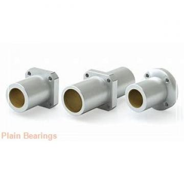 14 mm x 36 mm x 14 mm  NMB HR14E plain bearings