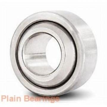 120 mm x 180 mm x 36 mm  INA GE 120 SX plain bearings