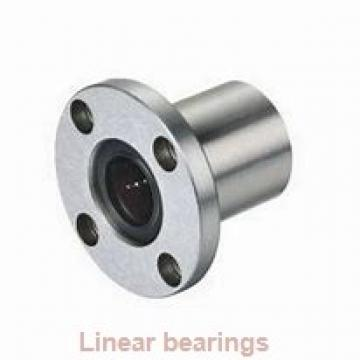 35 mm x 52 mm x 49,5 mm  Samick LM35UUOP linear bearings